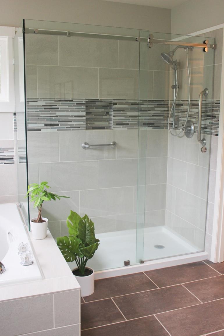 k bath shower