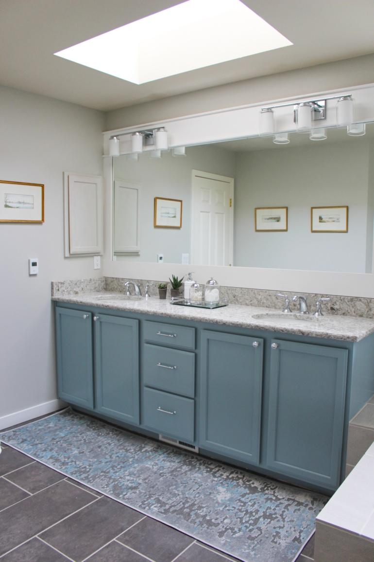 k bath vanity